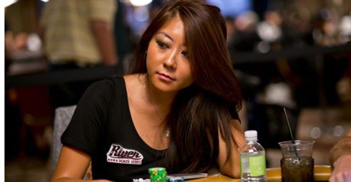 Pemain Poker Wanita Terbaik : Maria Ho