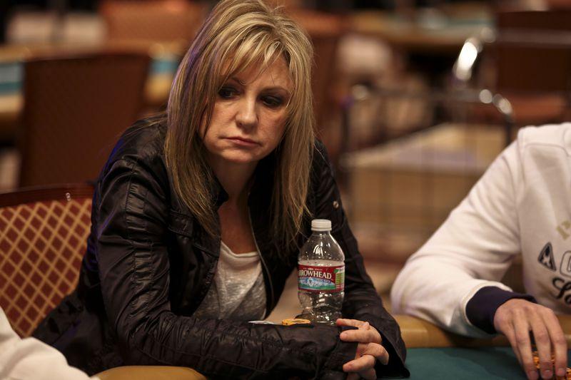 Pemain Poker Wanita Terbaik : Jennifer Harman