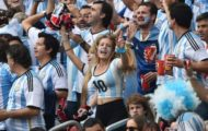 Argentina di Piala Dunia 2018