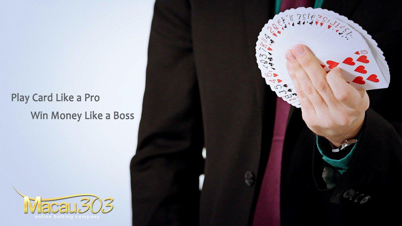 Panduan Cara Main kartu Samgong - Menang Secara Professional