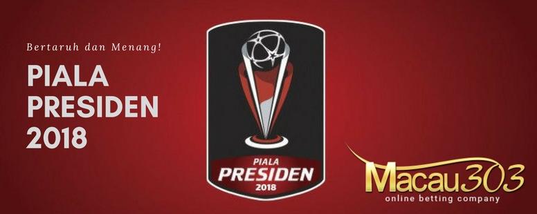 Jadwal Bola Piala Presiden 2018