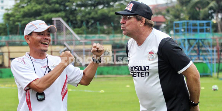 Jumpa Peserta Piala Dunia 2018, Pelatih Indonesia Selection Tak Siapkan Strategi Khusus