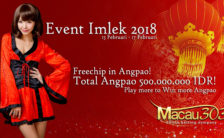 Event Imlek Angpao Freechip