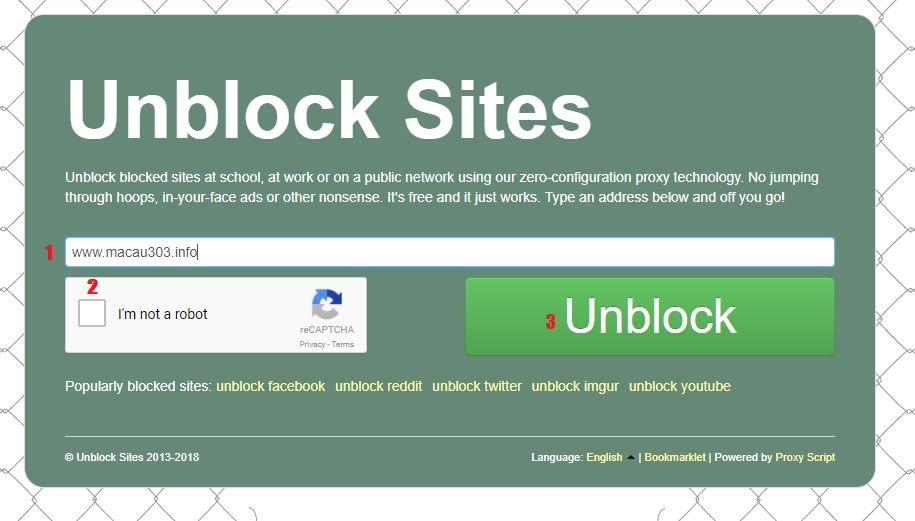 Cara Membuka Situs Yang Di Block Nawala Menggunakan Unblocksites