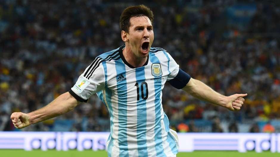 Messi Di Daftar Pemain Terbaik Piala Dunia 2014