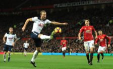 Tottenham Hotspur Bungkam Man United di Stadion Wembley