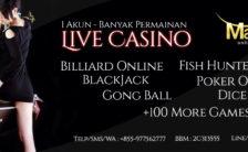 Agen Judi Billiard Online Live Macau303