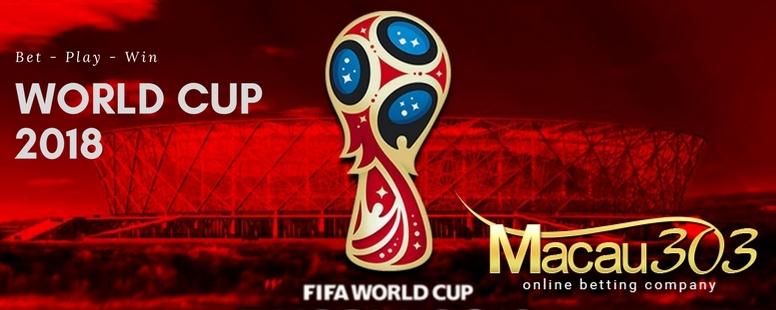 Agen Judi Resmi Piala Dunia 2018