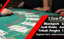 Permainan Blackjack 21 Yang Menjamur di Kalangan Penjudi Indonesia