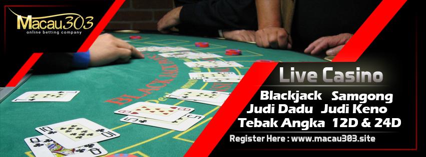 Macam-macam Permainan Live Casino Macau