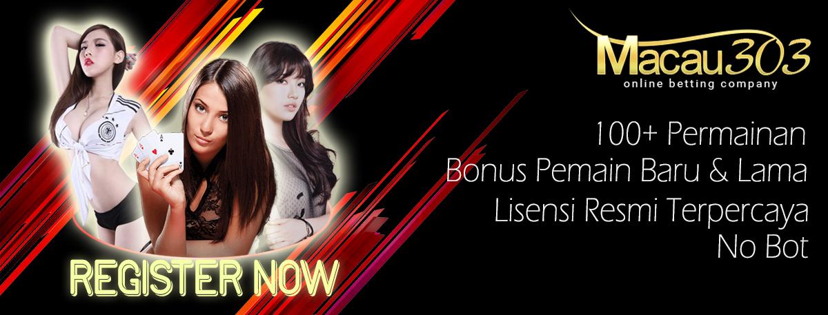 Daftar Disini. Klik Banner Untuk Buka Form Pendaftaran Judi Online Macau303