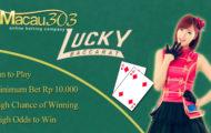 Lucky Baccarat, Permainan Live Casino Special Macau303