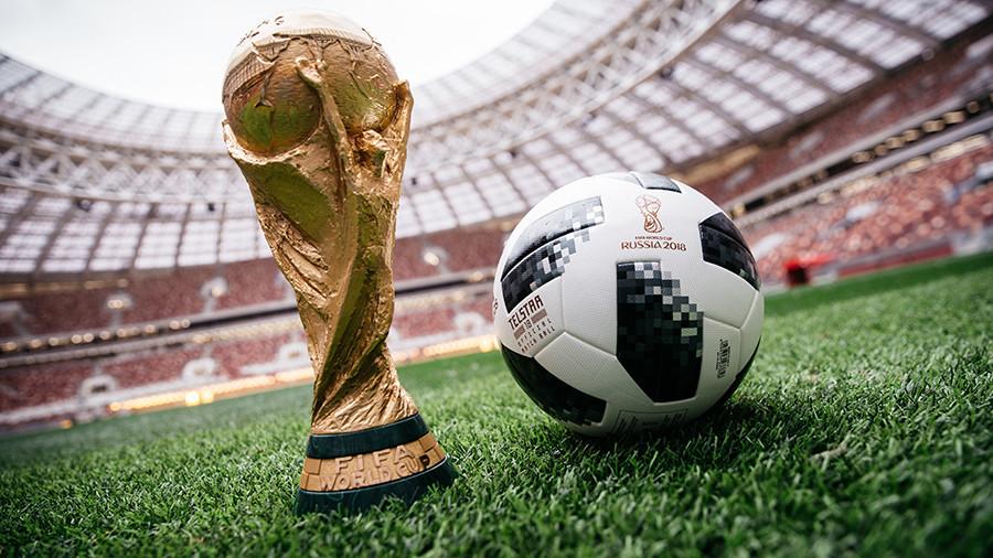 Persiapkan Diri Anda Untuk Judi Piala Dunia 2018
