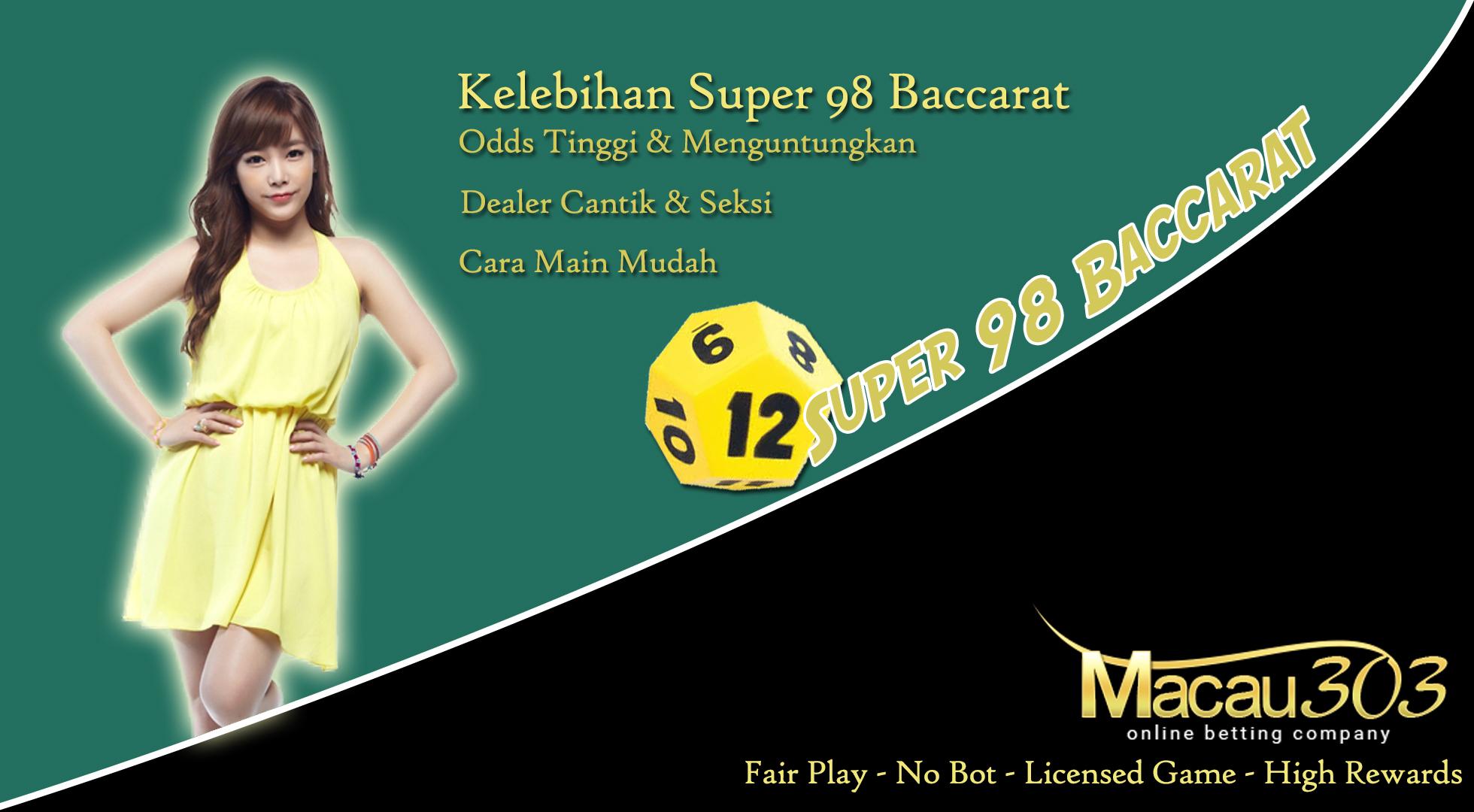 Super 98 Baccarat