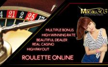 Panduan Cara Bermain Roulette Online di Macau303