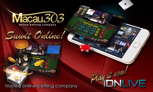 Judi Casino Suwit Online Mata Uang Rupiah Indonesia