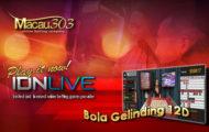 Judi Bola Gelinding 12D Online IDN Casino IDNLive Terpercaya
