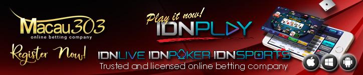 situs agen judi casino sportsbook online terpercaya - idnplay - idnpoker - idnlive - www.macau303.site