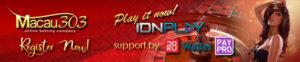 registrasi - situs agen judi live casino IDNlive - IDNplay terpercaya - macau303.site